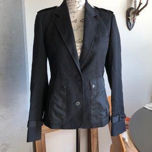 Burberry London Wool Blazer Jacket